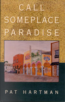 "Cover of Call Someplace Paradise, with painting by Pat Hartman titled ""Windward and Pacific"""